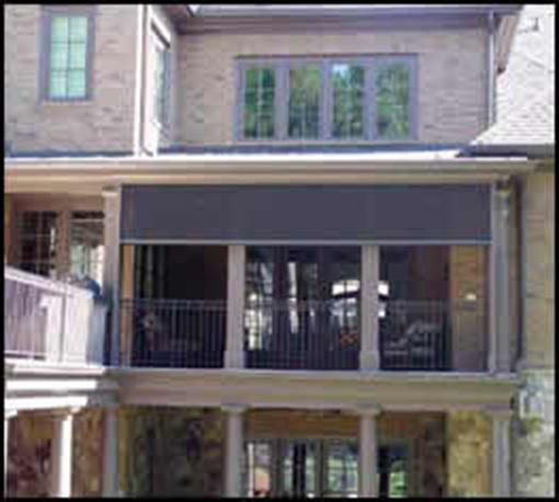 Solar Shades / Screens   Palmetto Outdoor Spaces, LLC