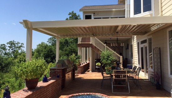 Premier Pergola Palmetto Outdoor Spaces Llc